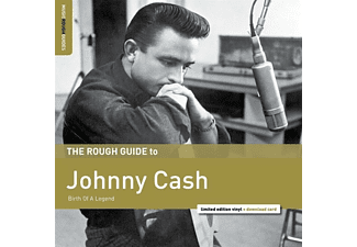 Johnny Cash - Rough Guide: Birth Of A Legend - (LP + Download)