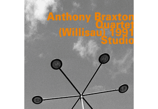 Anthony Quartet Braxton - (Willisau) 1991 Studio - (CD)