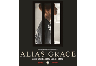 Mychael Danna, Jeff Danna - Alias Grace (Original Mini Series Soundtrack) - (CD)