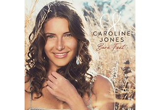 Caroline Jones - Bare Feet - (CD)