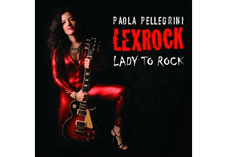 Paola Pellegrini Lexrock - Lady To Rock - (CD)