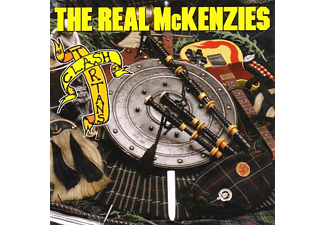 The Real Mckenzies - Clash Of The Tartans - (Vinyl)