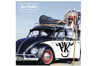 Yvi Wylde - Provinzrocker - (CD)