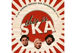 Johnny Reggae Rub Foundation - This Is Ska - (Vinyl)
