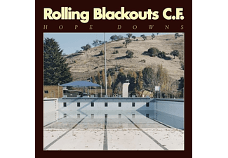 Rolling Blackouts Coastal Fever - Hope Down - (CD)