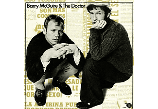 Barry & The Doct Mcguire - Barry McGuire & The Doctor - (CD)