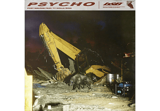 Post Malone, Ty Dolla $ign, 21 Savage - Psycho - (5 Zoll Single CD (2-Track))