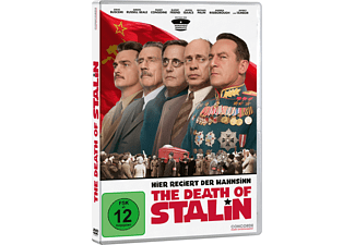 The Death of Stalin - (DVD)
