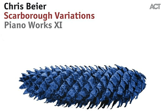 Chris Beier - Scarborough Variations-Piano Works XI - (CD)