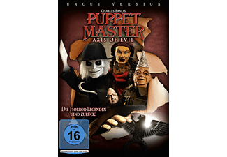 Puppet Master - Axis of Evil - (DVD)