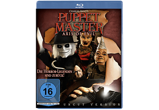 Puppet Master - Axis of Evil - (Blu-ray)