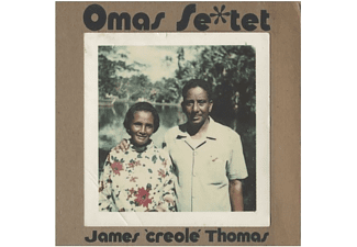 James 'Creole' Thomas - Omas Sextet - (Vinyl)