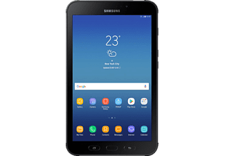SAMSUNG Galaxy Tab Active2, Tablet mit 8 Zoll, 16 GB, 3 GB RAM, LTE, Android 7.1, Schwarz
