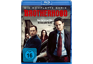 Brotherhood - Die komplette Serie - (Blu-ray)