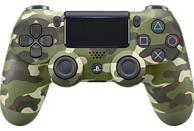 SONY PlayStation 4 Wireless Dualshock v2 Controller} Camouflage Grün