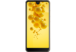 WIKO View 2, Smartphone, 32 GB, 6 Zoll, Gold, Dual SIM