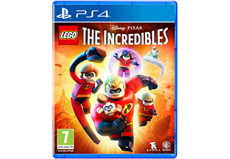 LEGO The Incredibles NL/FR PS4