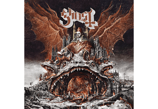 Ghost - Prequelle (Limited Deluxe Edtion) - (CD)