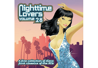 VARIOUS - Nighttime Lovers Vol.28 - (CD)