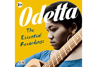 Odetta - Essential Recordings - (CD)
