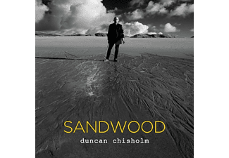 Duncan Chisholm - Sandwood - (CD)