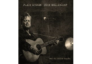 John Mellencamp - Plain Spoken-Live At The Chicago Theatre - (Blu-ray + CD)