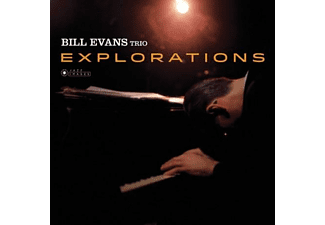 Bill Evans - Explorations - (Vinyl)