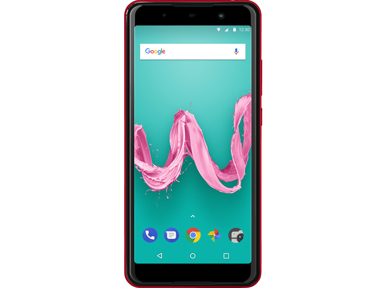 WIKO Lenny 5 16 GB Cherry Red Dual SIM