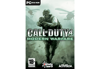 ACTIVISION PC CALL OF DUTY 4 MODERN WARFARE Oyun
