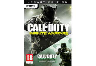 ACTIVISION PC CALL OF DUTY INFINITE WARFARE LEGACY ED. Oyun
