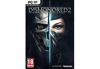 BETHESDA DISHONORED 2 Pc Oyun