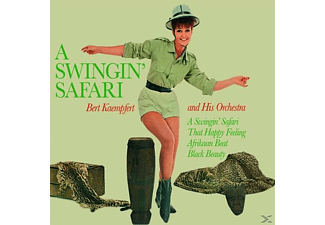 Bert Kaempfert - A Swingin' Safari+Wonderland by Night - (CD)