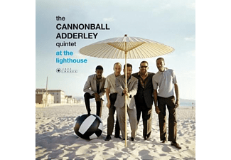 Cannonball - Quintet Adderley - At The Lighthouse - (Vinyl)
