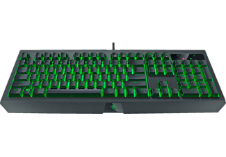RAZER Blackwidow Ultimate 2017, Tastatur, Mechanisch, Razer Green