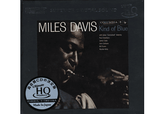 Miles Davis, Paul Chambers, James Cobb, John Coltraine, Wynton Kelly, Julian Cannonball Adderley - Kind Of Blue - Ultimate HQ CD - (CD)