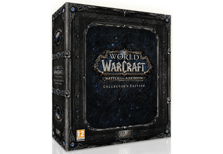 World of Warcraft - Battle for Azeroth Collectors Edition PC