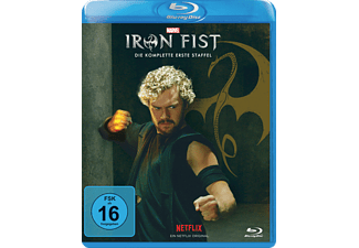 Marvel's Iron Fist - 1. Staffel - (Blu-ray)