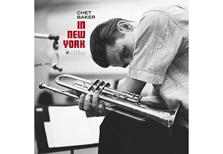Chet Baker - In New York - (CD)