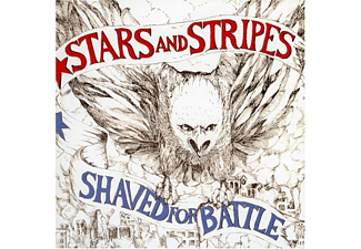 Stars And Stripes - Shaved For Battle [Vinyl EP] - (Vinyl)