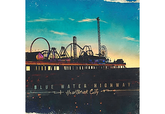 Blue Water Highway - Heartbreak City - (CD)