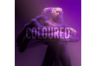 Priscilla Renea - Coloured - (Vinyl)