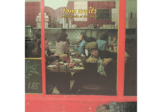 Tom Waits - Nighthawks At The Diner(Remastered)-Red Vinyl Edit - (LP + Download)