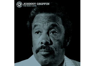 Johnny Griffin - The Man I Love - (Vinyl)