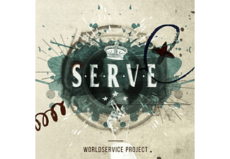 Worldservice Project - Serve - (Vinyl)