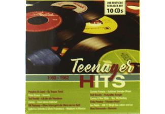 VARIOUS - Teenager Hits - (CD)