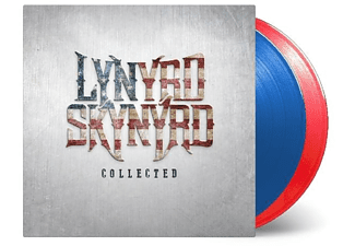 Lynyrd Skynyrd - Collected (ltd blau/rotes Vinyl) - (Vinyl)