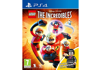 LEGO The Incredibles Limited Edition NL/FR PS4