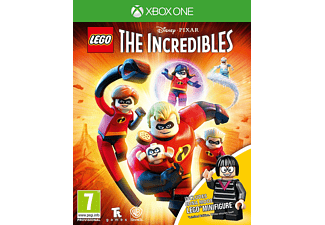 LEGO The Incredibles Limited Edition NL/FR Xbox One