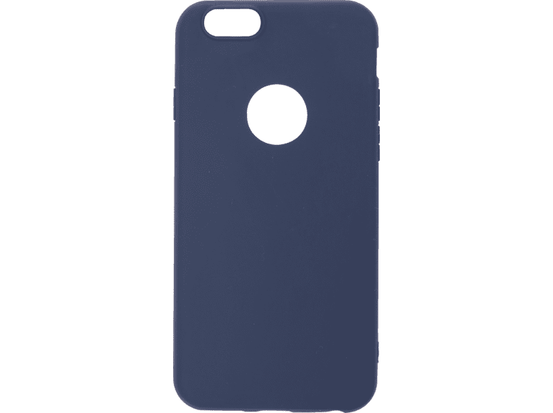 V-DESIGN VMT 023 , Backcover, Apple, iPhone 6/iPhone 6S, Thermoplastisches Polyurethan, Blau