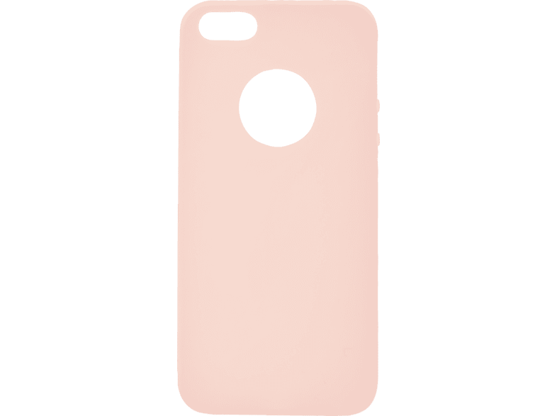 V-DESIGN VMT 019 , Backcover, Apple, iPhone 5/iPhone 5S/iPhone SE, Thermoplastisches Polyurethan, Pink